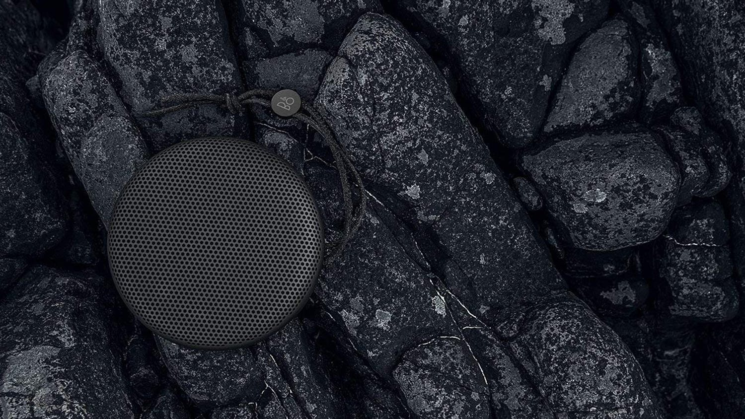 B&O Play A1 Portable Bluetooth Speaker - Black