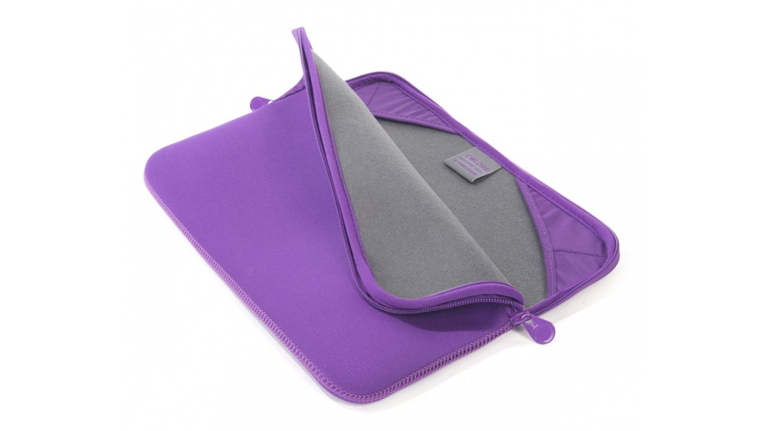 "Tucano Colore Second Skin 13"" Laptop Sleeve - Purple"