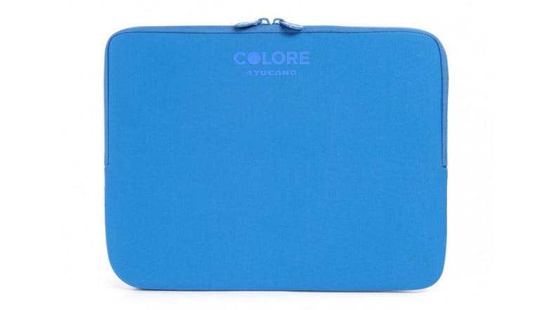 "Tucano Colore Second Skin 15.6"" Notebook Sleeve - Blue"
