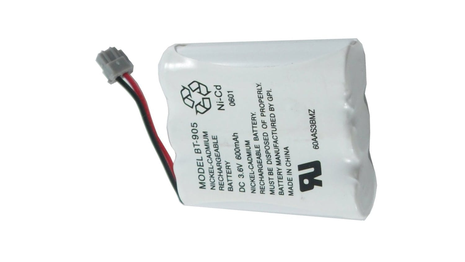 Uniden BT905 Replacement Battery