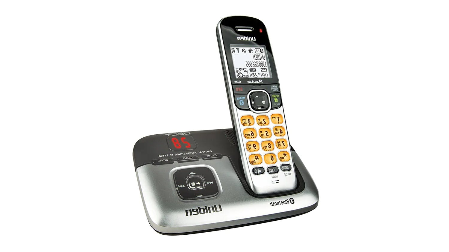 Uniden DECT 3236 Single Handset Cordless Phone