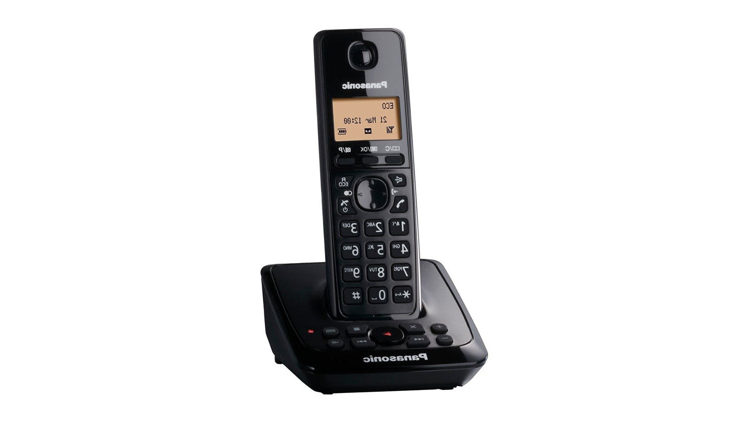 Panasonic KX-TG2721 Single Handset Cordless Phone