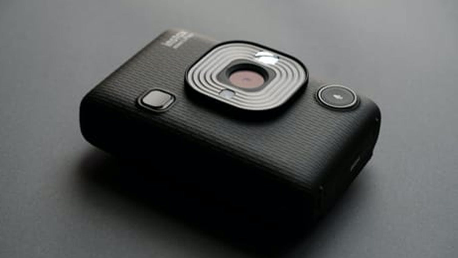 Instax Mini LiPlay - Dark Grey