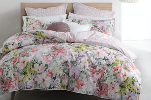 Liberty Bloom Duvet Cover Set by Logan & Mason