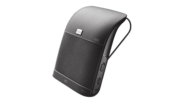Jabra Freeway Bluetooth In-Car Speakerphone - Side