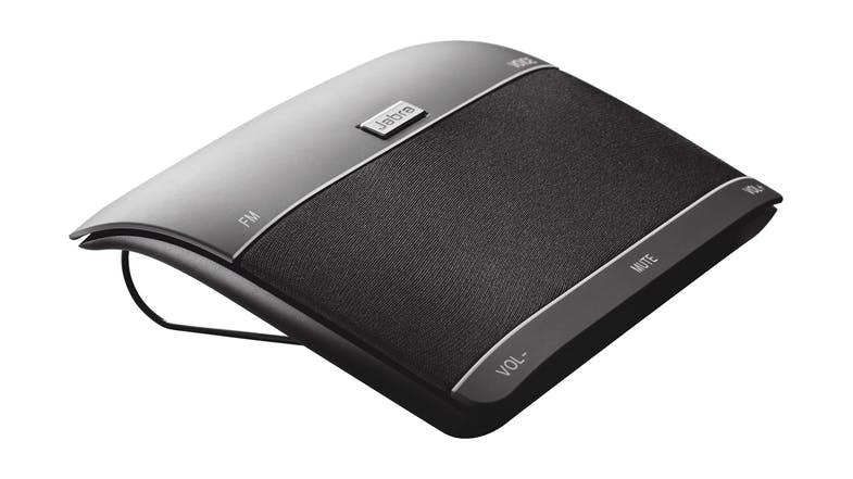 Jabra Freeway Bluetooth In-Car Speakerphone - Back