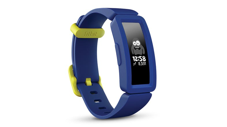 Fitbit Ace 2 - Night Sky Neon Yellow