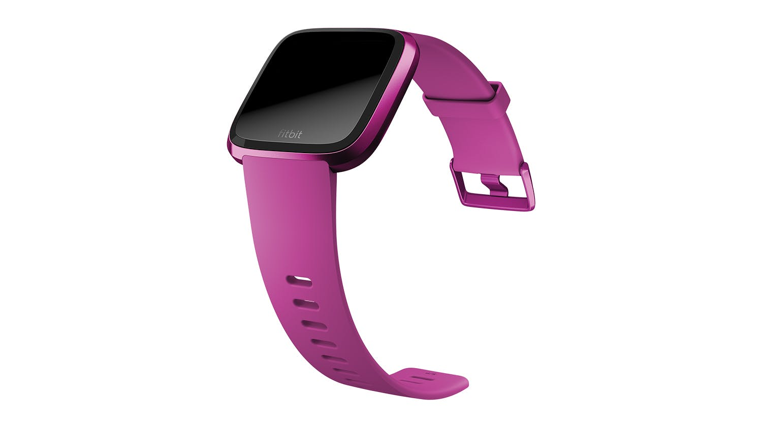 Fitbit Versa Lite Edition - Mulberry | Harvey Norman New Zealand