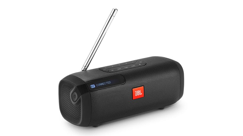JBL Tuner Portable Bluetooth Speaker with FM Radio