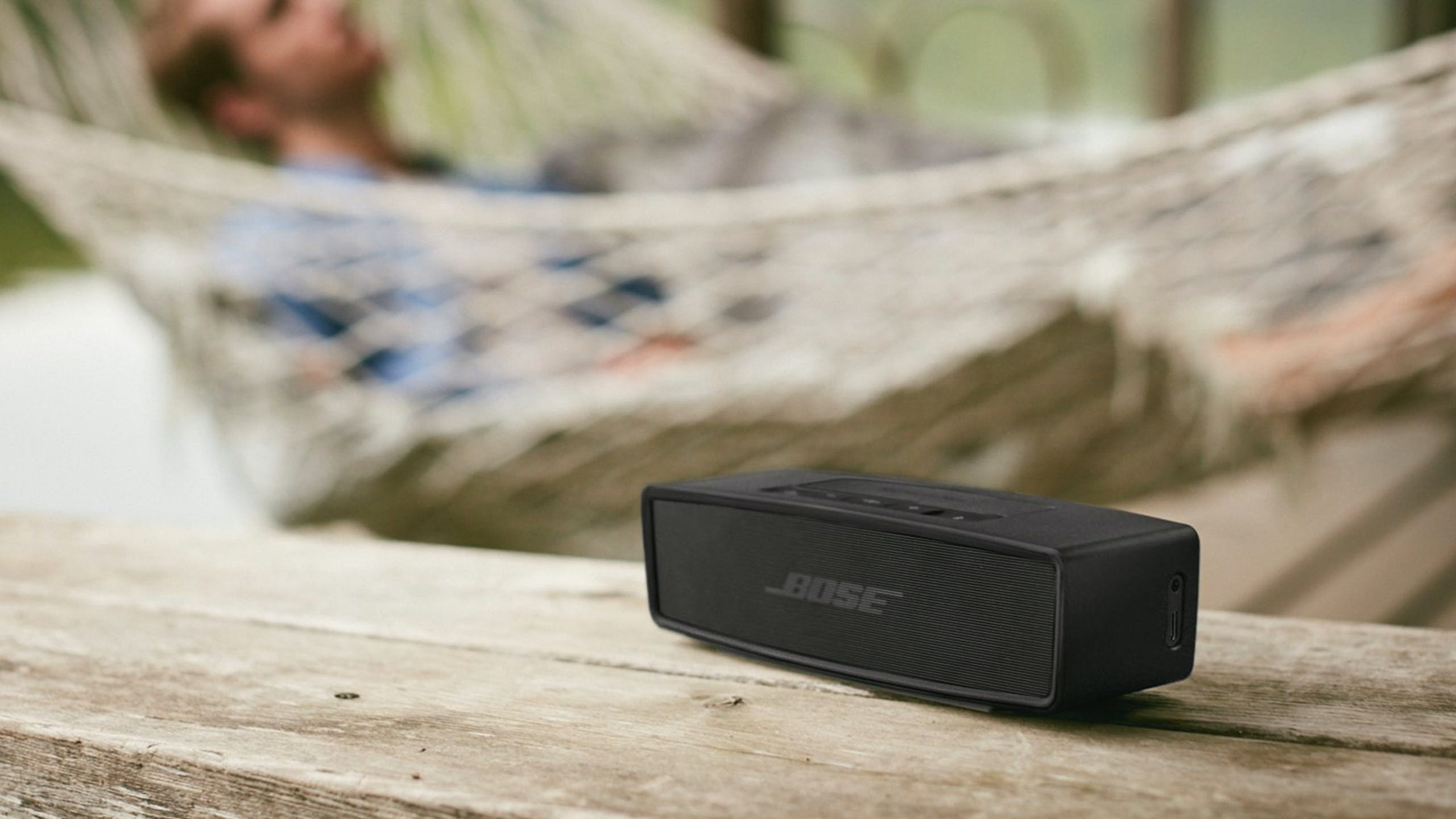 Bose Soundlink Mini II Bluetooth Speaker - Triple Black