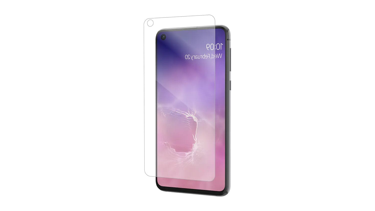 Zagg Invisibleshield Glass & Screen Protector for Samsung Galaxy S10E
