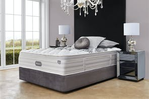 Reign Medium Queen Bed by Beautyrest