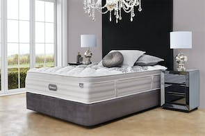 Reign Medium Bed by Beautyrest