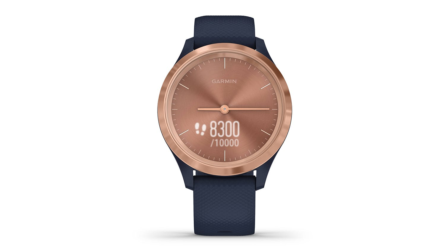 Garmin vivomove 3S - Rose Gold/Navy 39mm