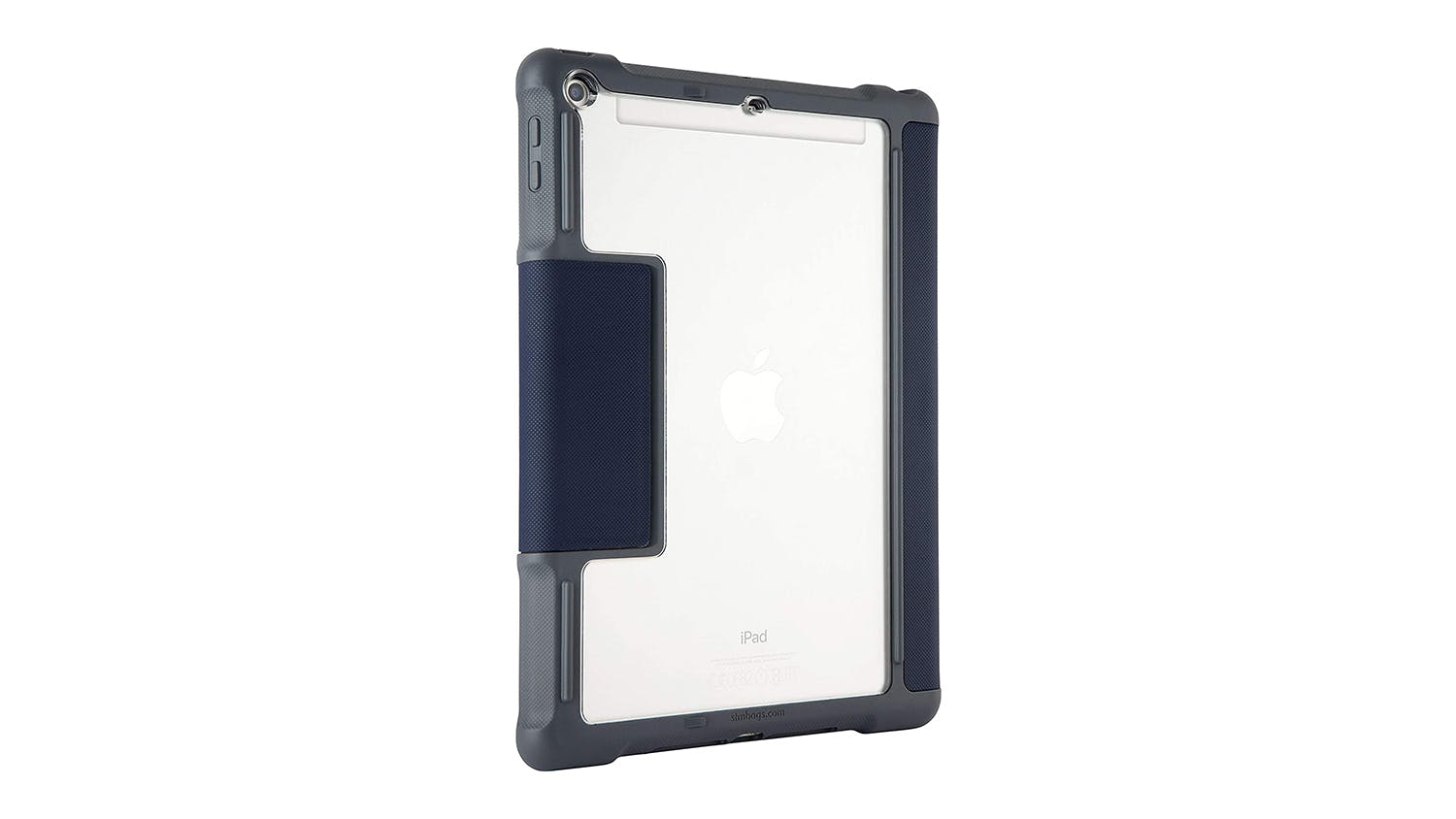 STM Dux iPad Case   STM Dux Case for iPad 5th & 6th Gen - Midnight Blue