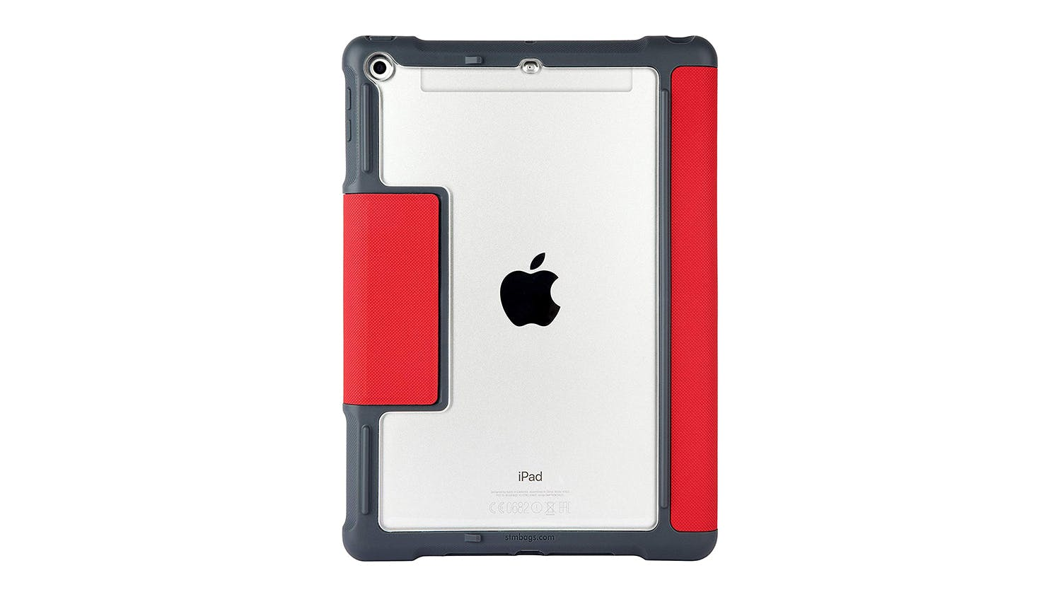 STM Dux iPad Case   STM Dux Case for iPad 5th & 6th Gen - Red