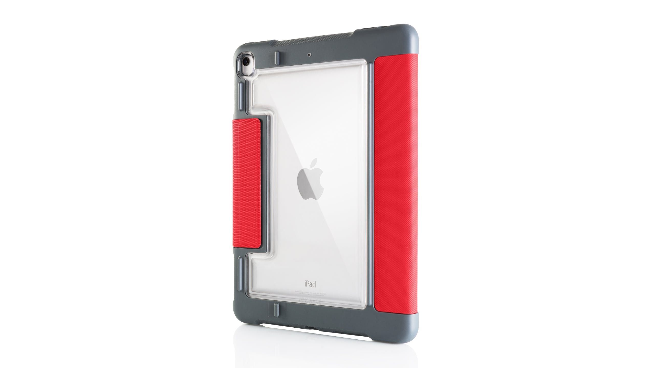 STM Dux+ Duo for iPad 7th/8th Gen - Red