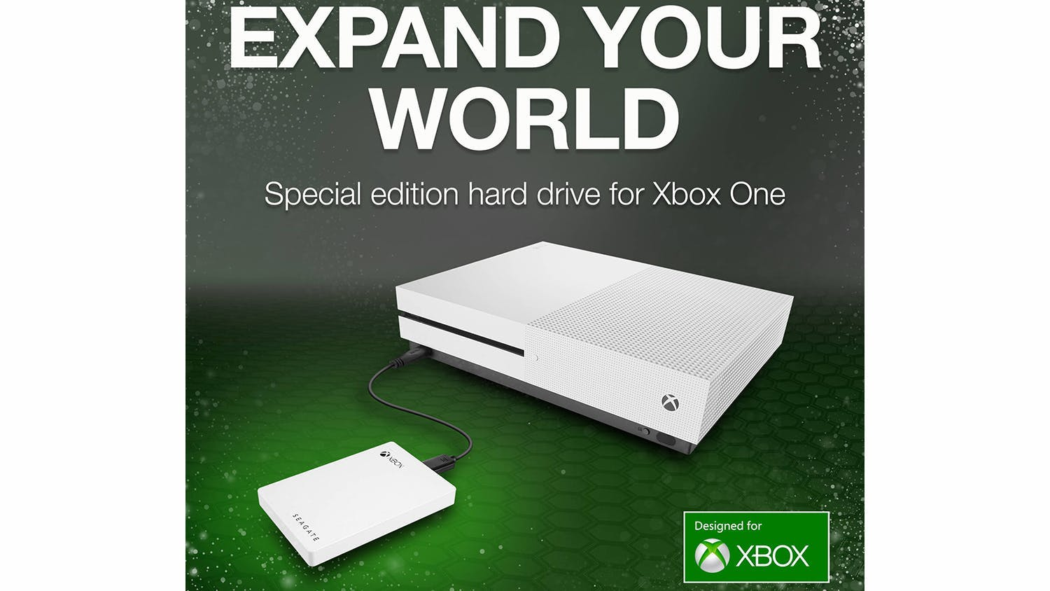 ​Seagate Game Drive for Xbox Game Pass Edition - 4TB