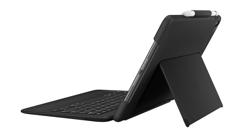 "Logitech Slim Combo Keyboard Folio Case for iPad Pro 10.5"" - Black"