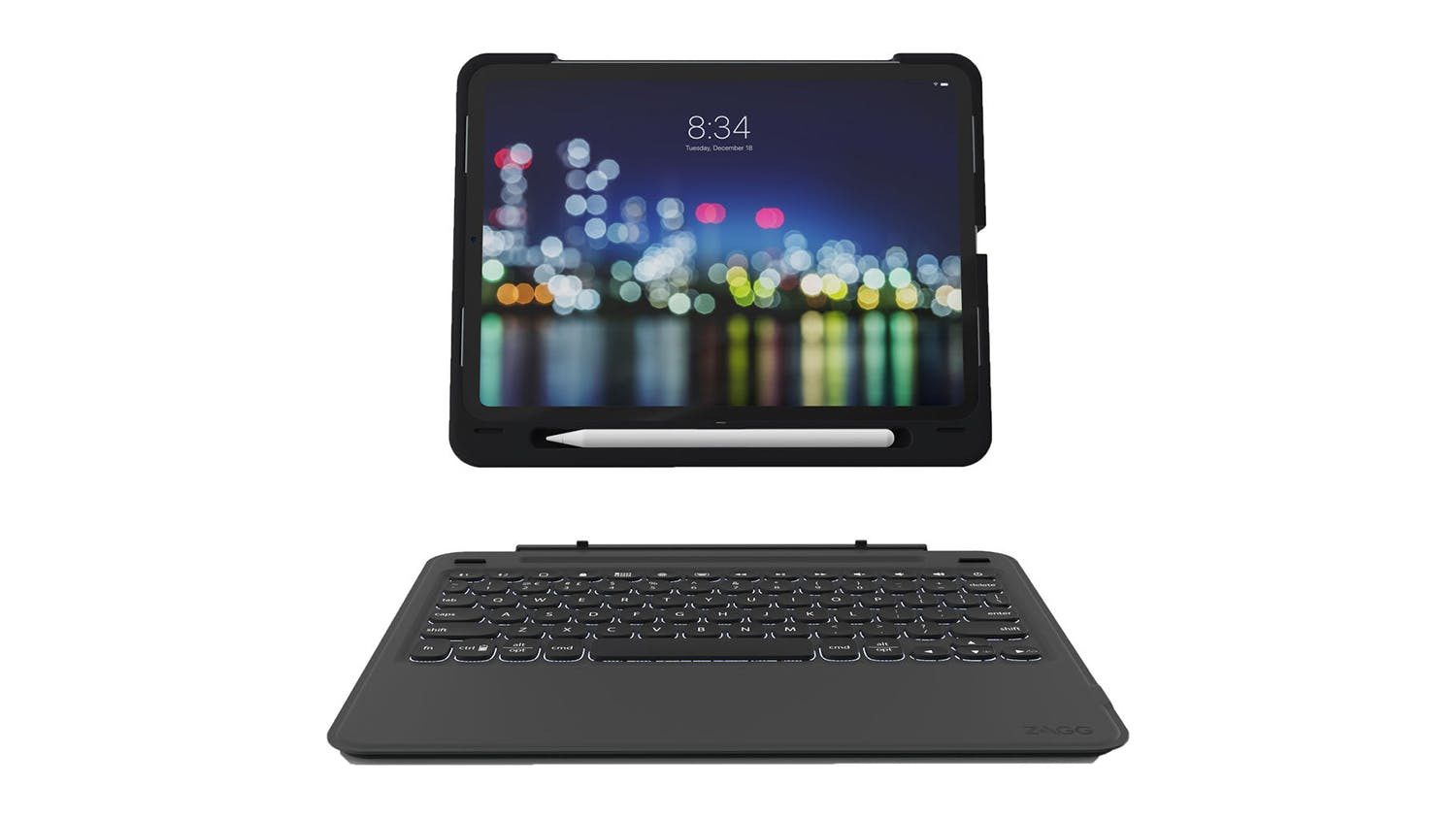 Zagg Slim Book Go Keyboard Case for iPad Pro 11""