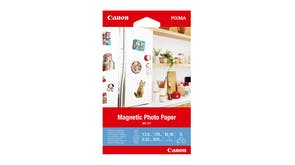 "Canon MG-101 Magnetic Photo Paper 4"" x 6""- 5 Sheets"