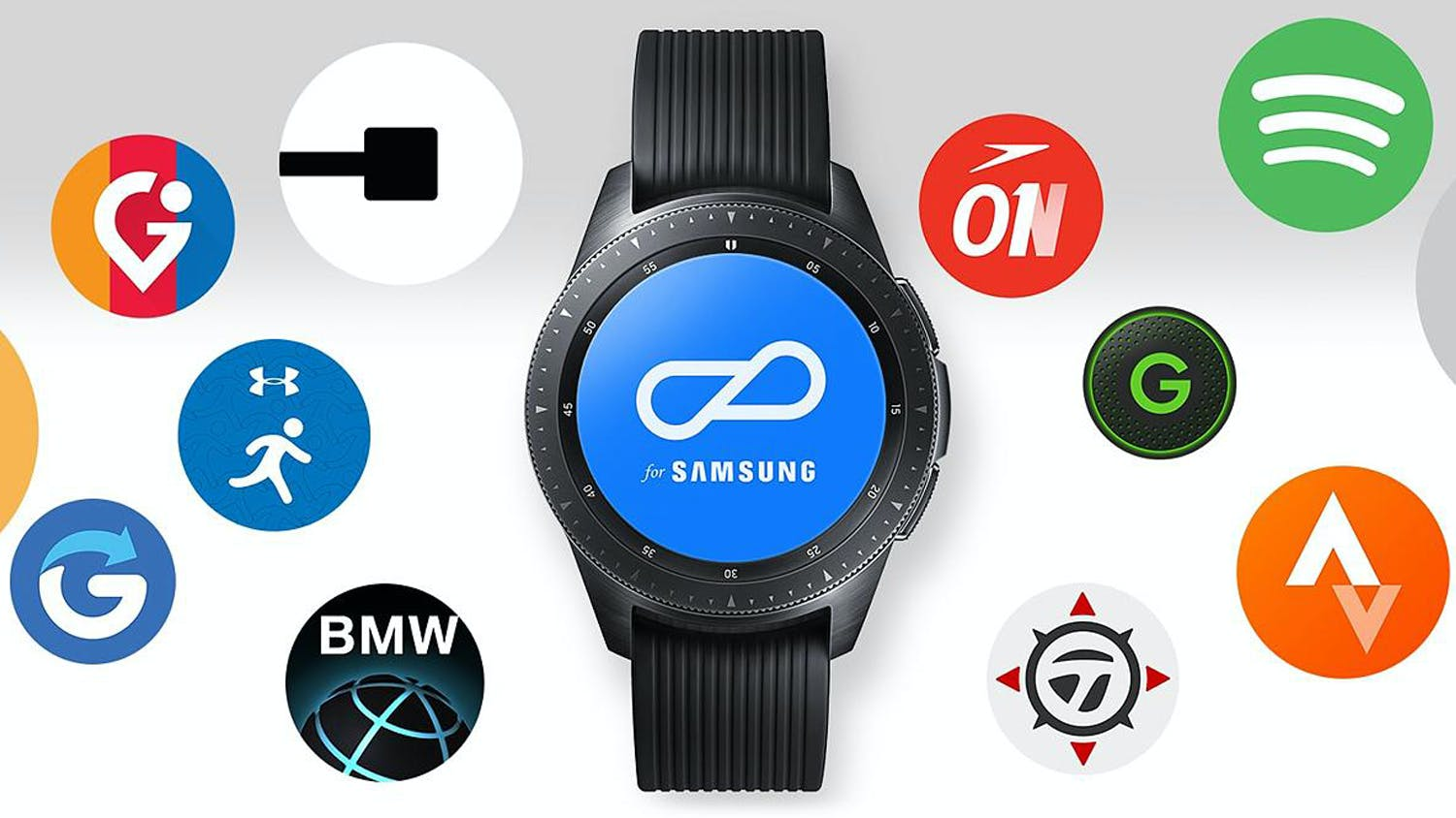 Samsung Galaxy Watch - Midnight Black 42mm