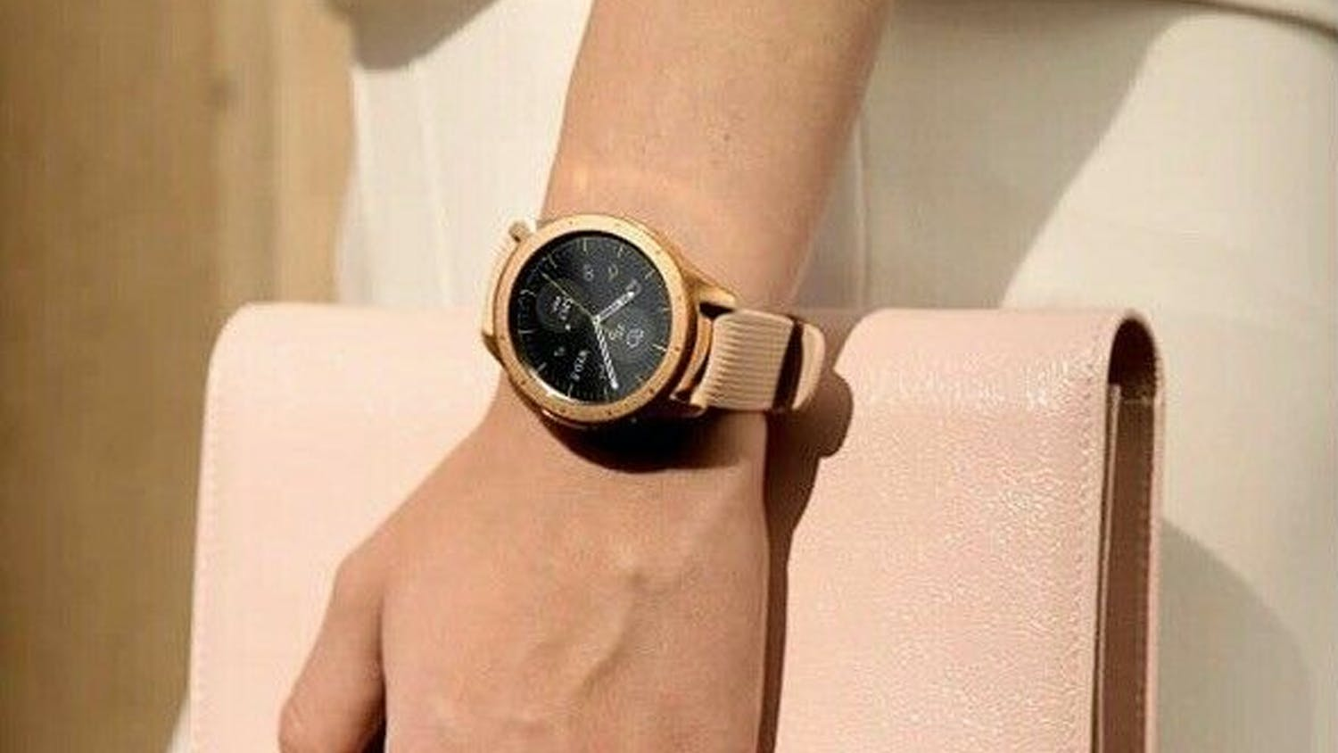 Samsung Galaxy Watch - Rose Gold 42mm
