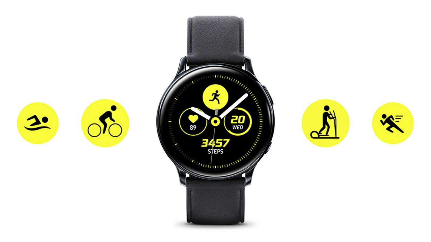 Samsung Galaxy Watch Active2  - Black 44mm