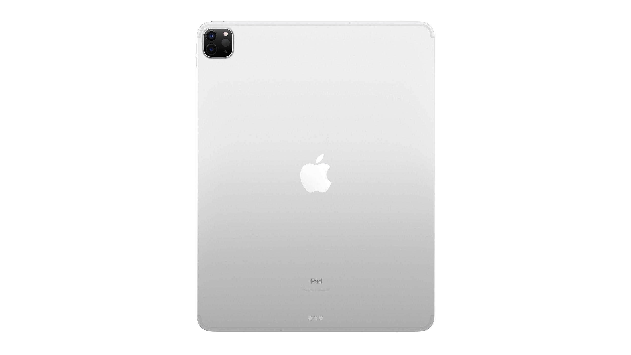 "iPad Pro 12.9"" Wi-Fi + Cellular 512GB - Silver"