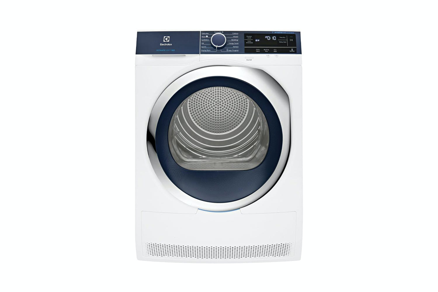 Image of Electrolux 8kg Wi-Fi Heat Pump Condenser Clothes Dryer