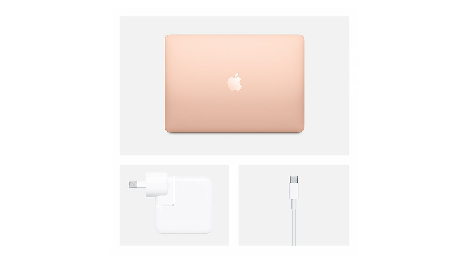 "MacBook Air 13"" 1.1GHz 512GB - Gold (2020)"