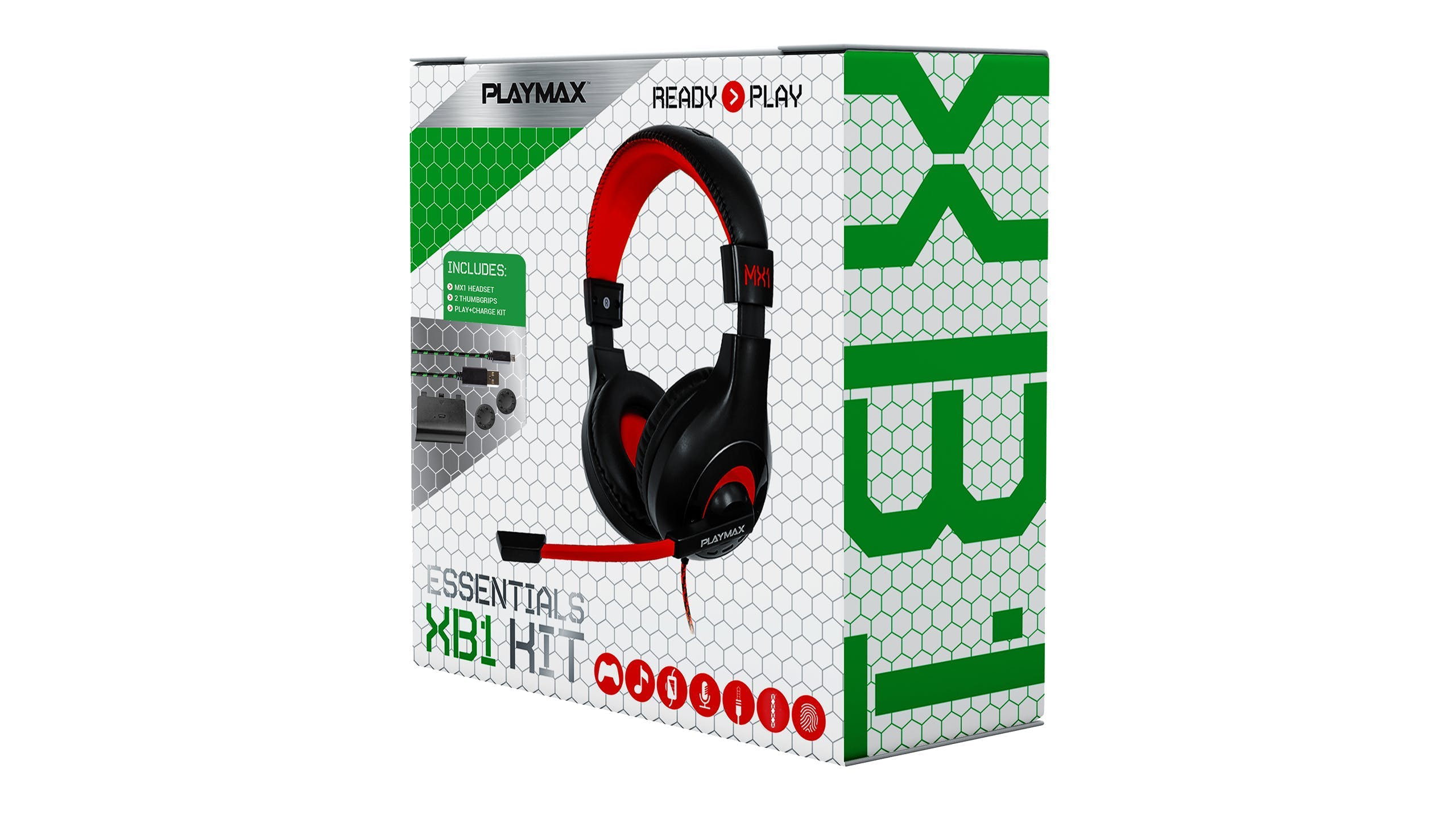 Playmax Essential Pack for Xbox One