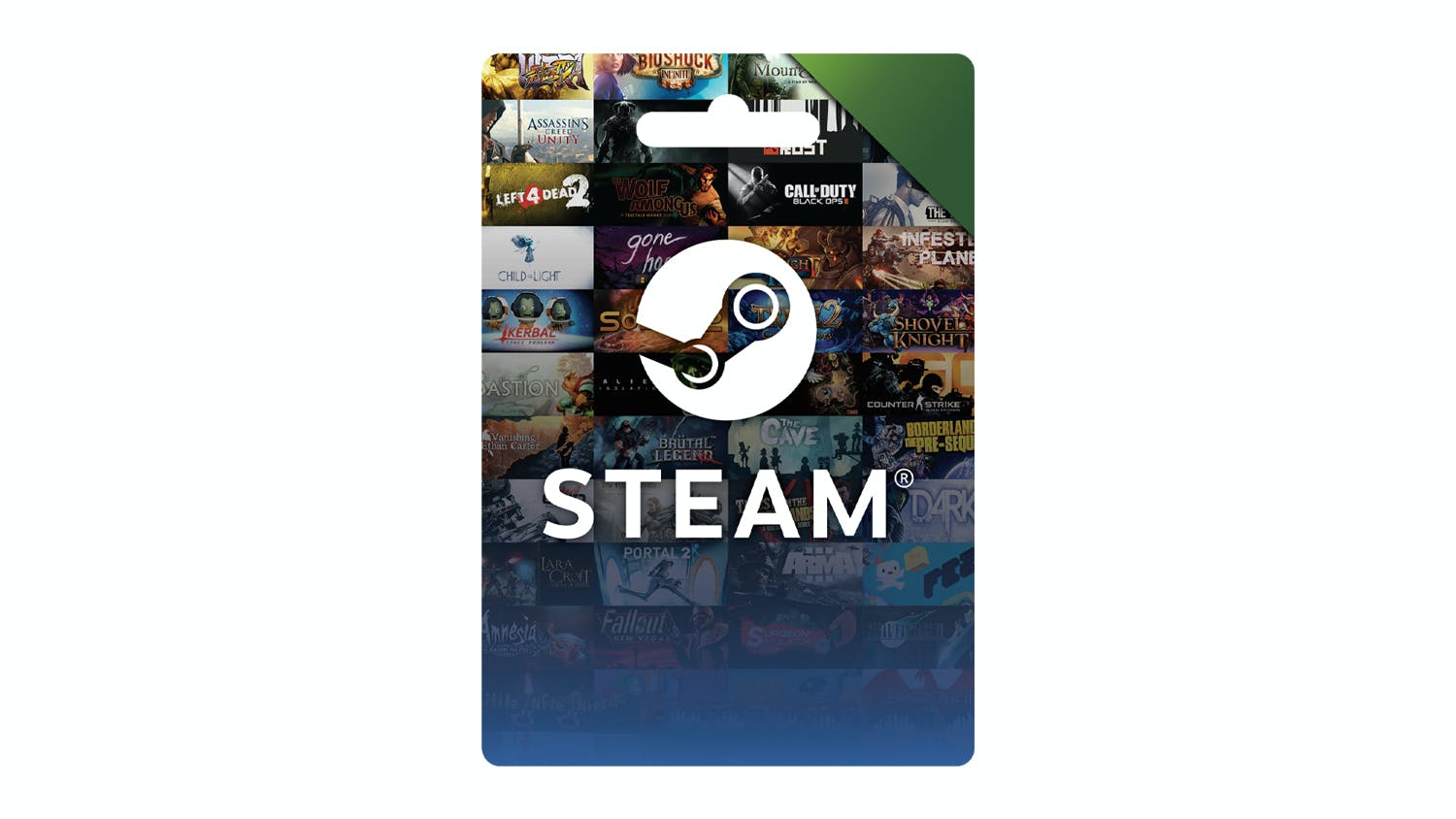 Steam Gift Card $20