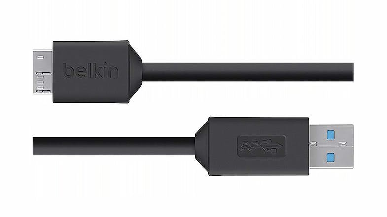 Belkin SuperSpeed USB 3.0 Cable A to Micro-B