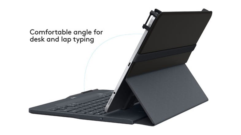 "Logitech Folio Keyboard 9-10"" Universal Tablet Case"