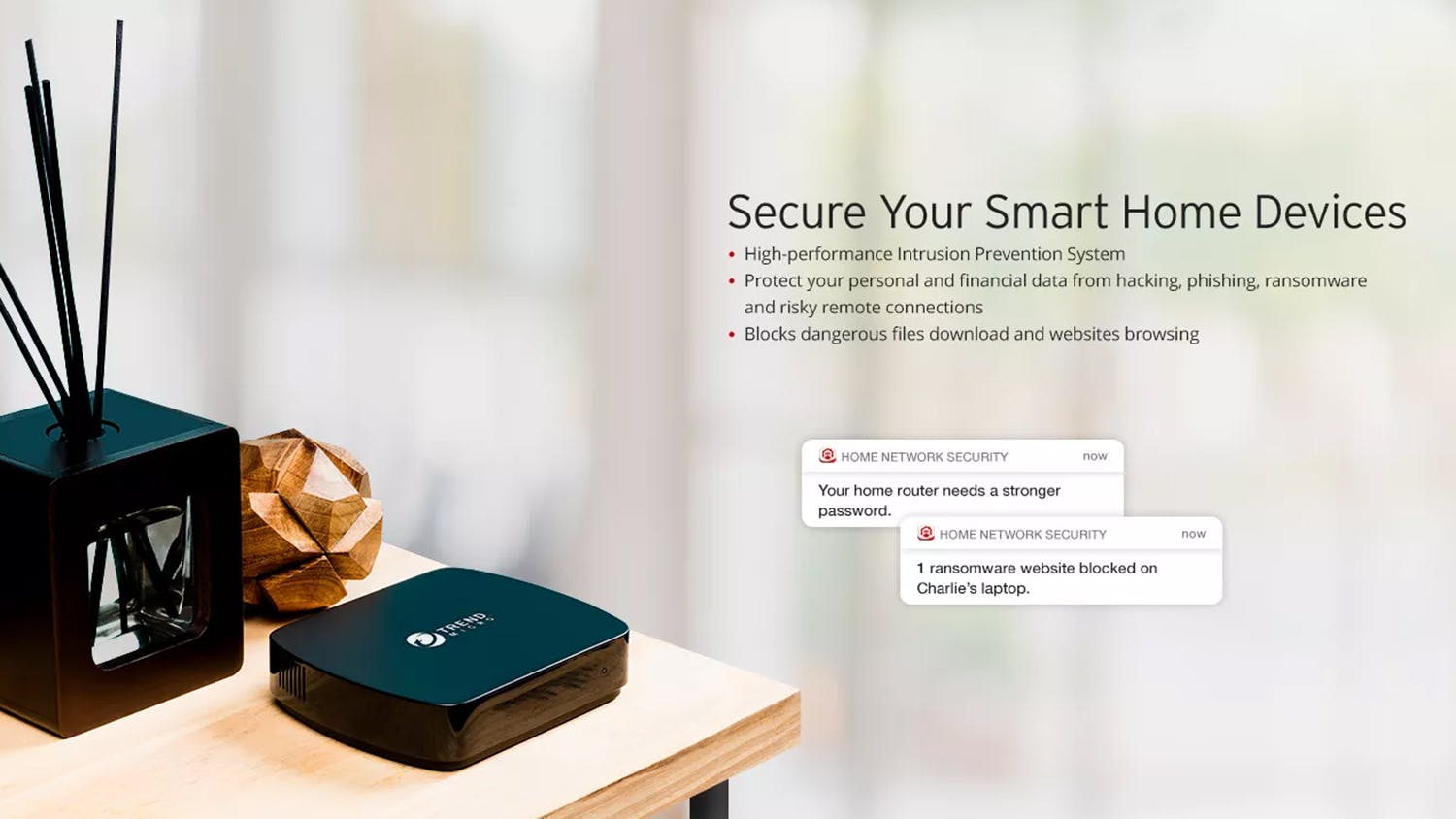 Trend Micro Home Network Security - 36 Months