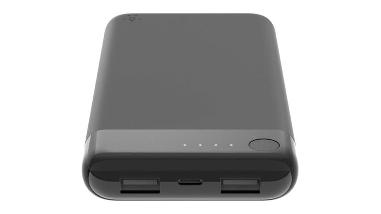 Belkin BOOST CHARGE 5,000mAh Power Bank - Top View
