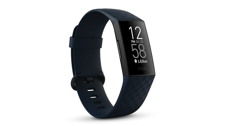 Fitbit Charge 4 - Storm Blue