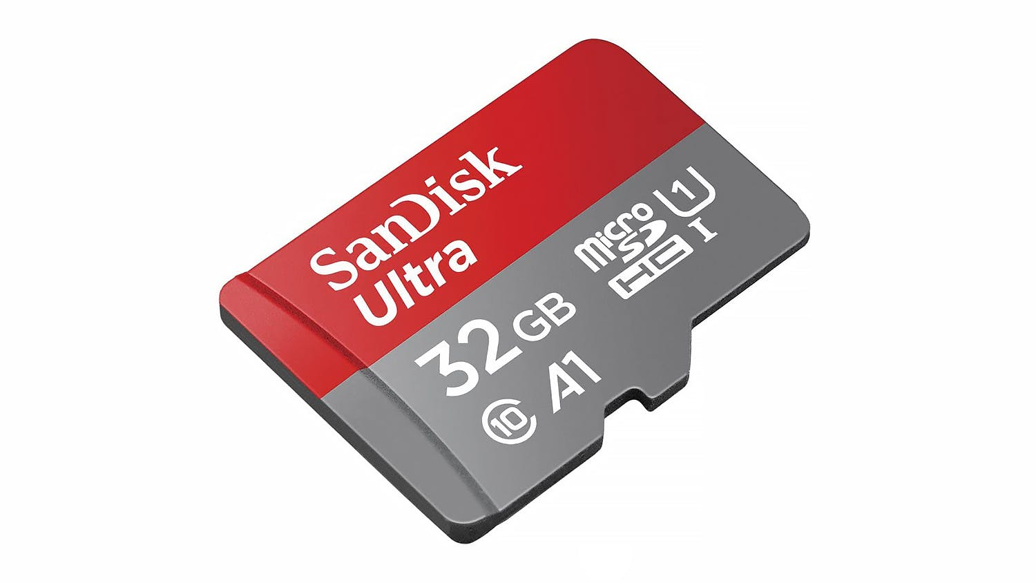 SanDisk Ultra Class 10 Micro SD Card - 32GB