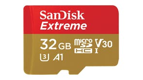 SanDisk Extreme Micro SD Card with Adapter - 32GB