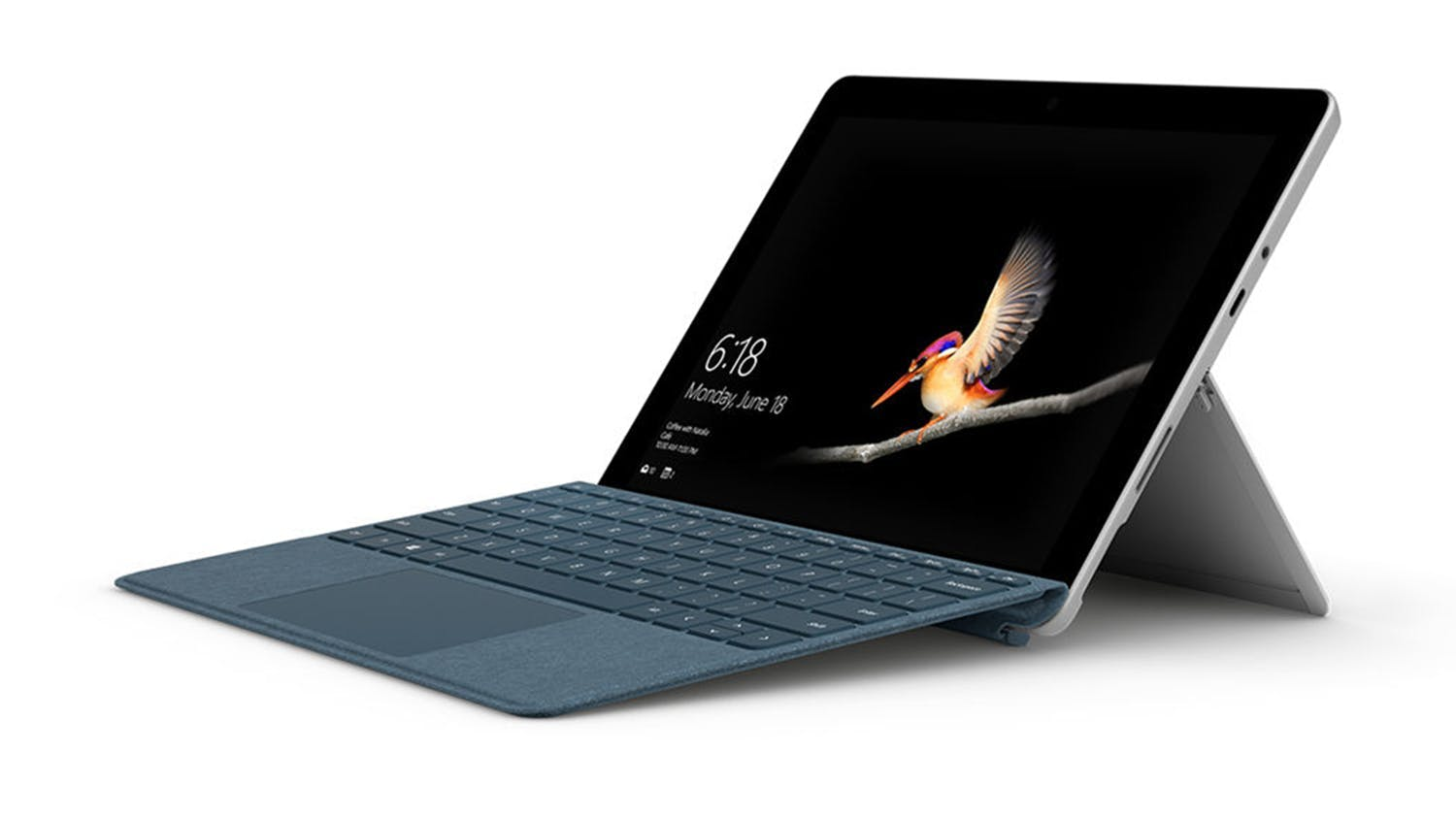 Surface GO Signature Type Cover - Cobalt Blue