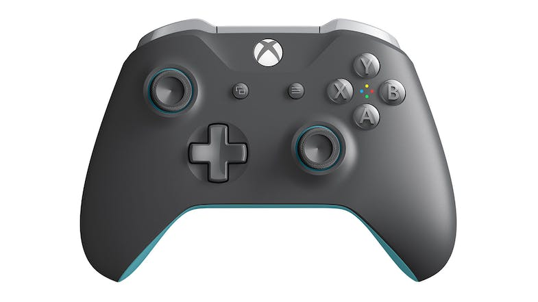 Xbox One Wireless Controller - Grey/Blue