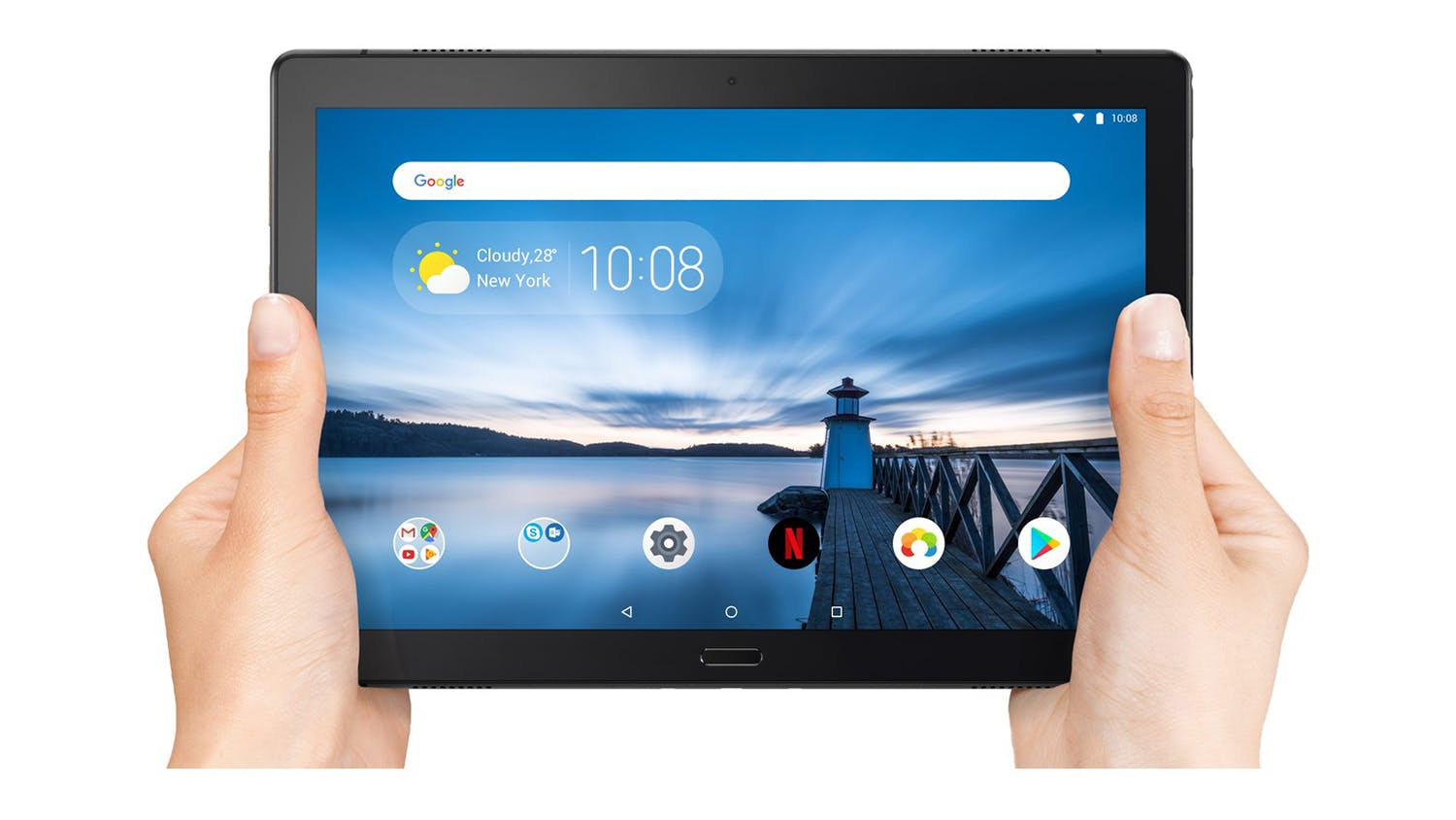 "Lenovo Tab P10 10.1"" Tablet - 4GB RAM"