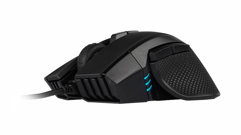 CORSAIR Ironclaw RGB Gaming Mouse Black