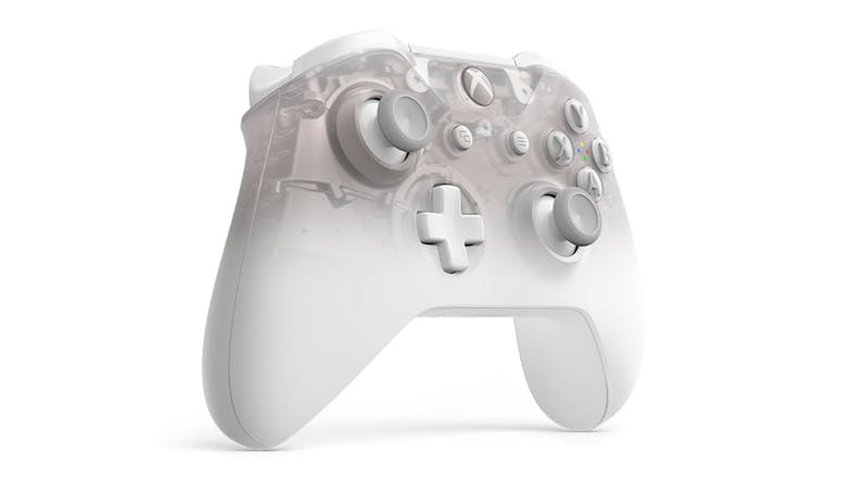 Xbox One Wireless Controller - Phantom White Special Edition
