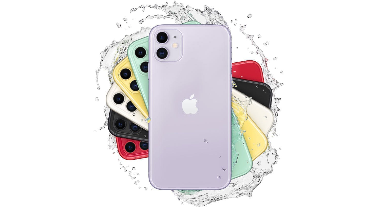 iPhone 11 64GB on Spark - Purple