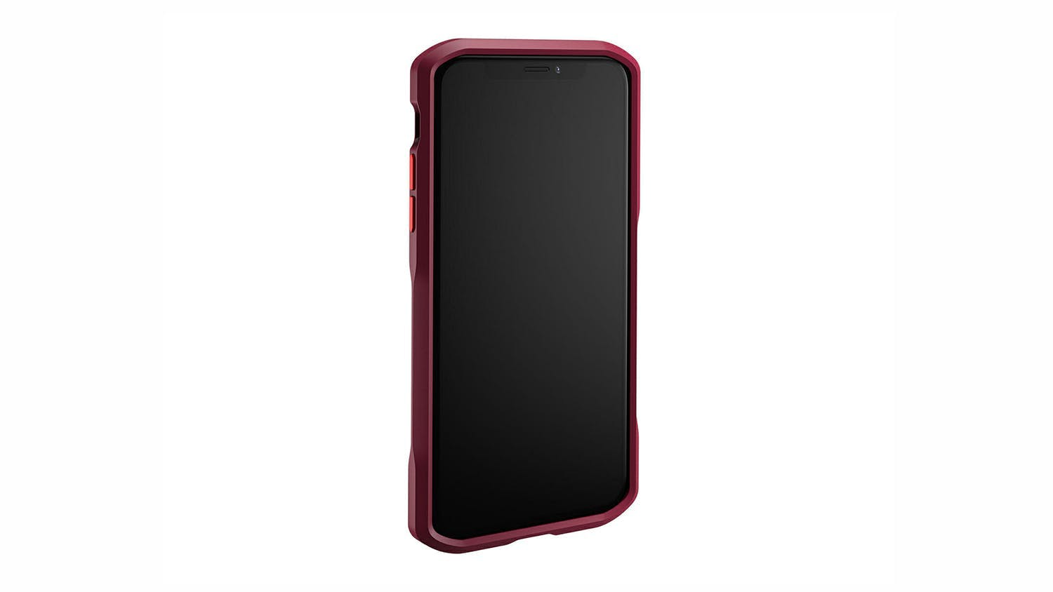 Element Shadow Case for iPhone XS - Red