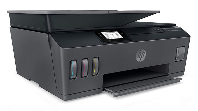 HP Smart Tank Plus 655 All-in-One Printer - Black