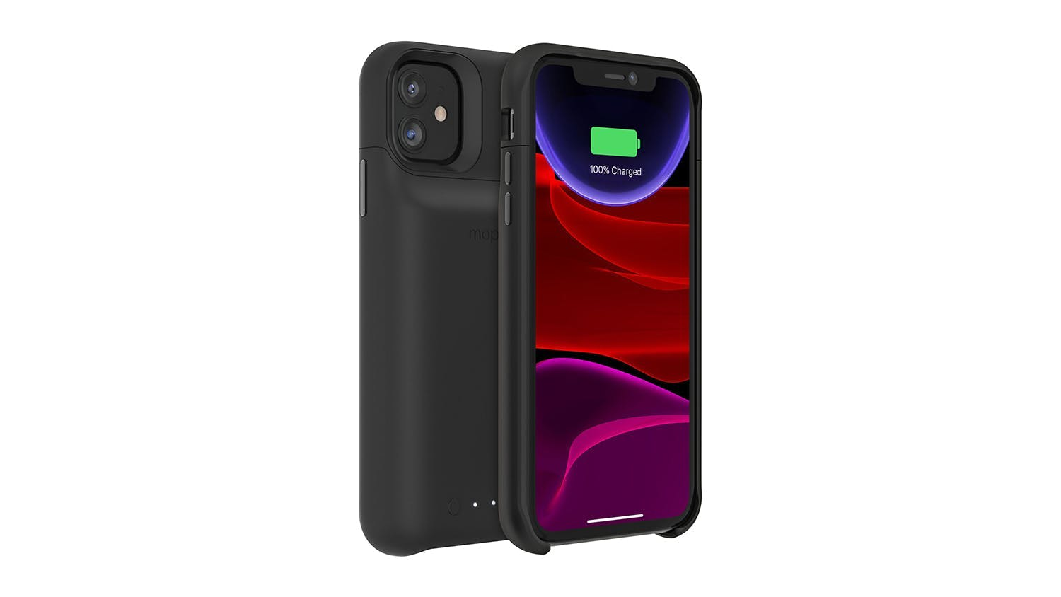 Mophie Juice Pack Access for Apple iPhone 11 - Black