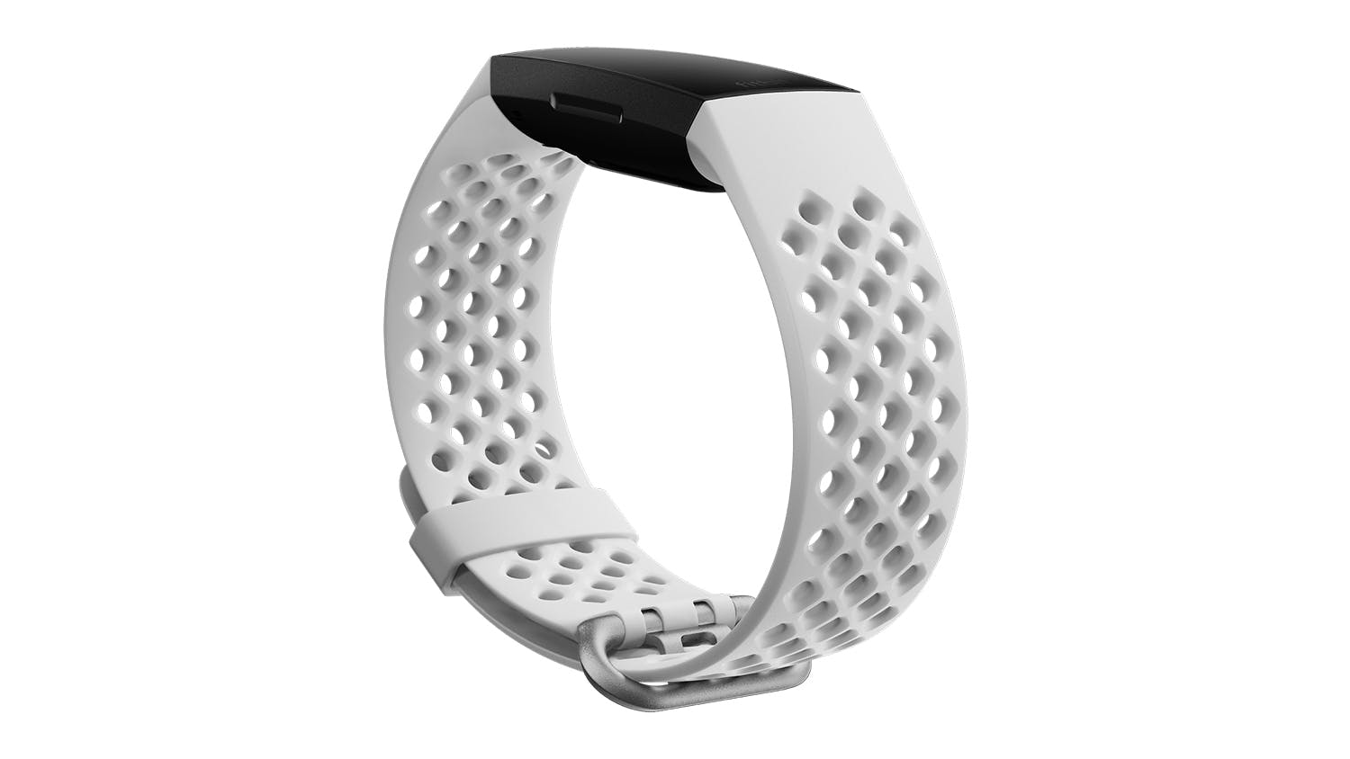 Fitbit Sport Band for Charge 4 Frost White - Large